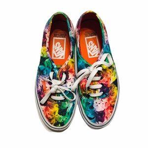 Vans ASCPA Rainbow Cat Shoes
